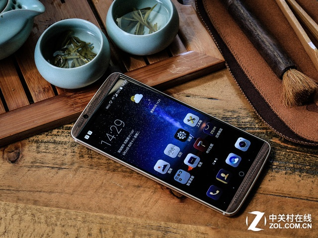 实用商务手机 中兴天机7现货仅2099元