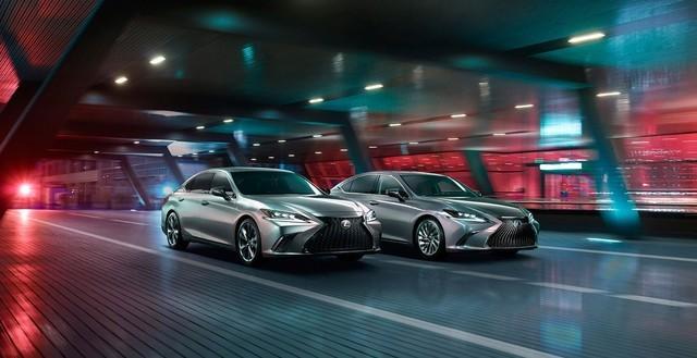 《坐井观车》阻击BBA,全新Lexus ES预售