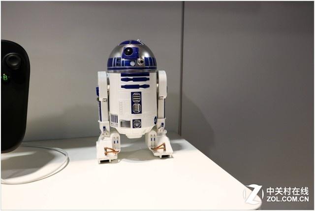 这个星战机器人是干啥的呢?