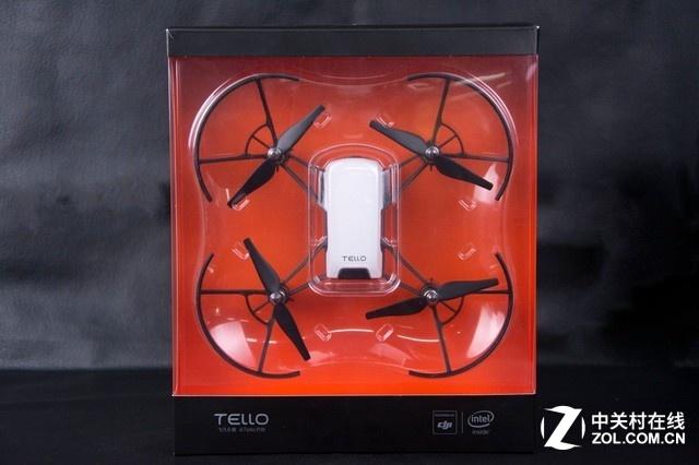 特洛Tello无人机不仅仅是个会飞的玩具